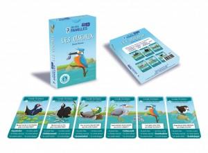 ROUSSE Couv 7 familles oiseaux