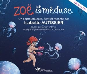 Autissier_COUVERTURE - Zoe et la meduse 3