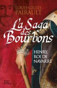 PairaultCouv Saga des Bourbons