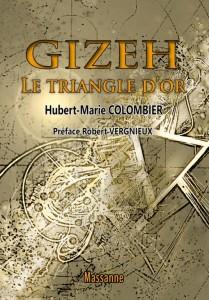 Autre livre  Gizeh le triangle d'or